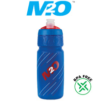 M2O Bike/Cycling Bottle - Pilot Water Bottle - 710ml - Blue/Red