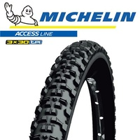 "Michelin Bike Tyre - Country A.T. - 26"" x 2.0"" - Wire - MTB - X-Country"