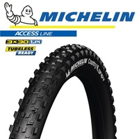 "Michelin Country Grip'R - 26""x2.1"" - Wire - MTB X-Country Mountain Bike Tyre"