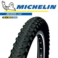 "Michelin Bike Tyre - Country Trail - 26"" x 2.0"" - Wire - MTB - X-Country"