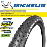 "Michelin Jet XCR - 27.5""x2.25"" - Foldable - MTB X-Country Mountain Bike Tyre"