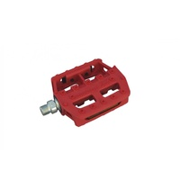 MKS BMX Pedals - Grafight XX - Red - Various Sizes