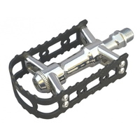 "MKS BMX Pedals - BM-7 Next - 9/16"" - 70th Anniversary Edition - Black"