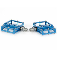Avian Pariah BMX Race Mini Pedal / Blue / Mini 3/16in
