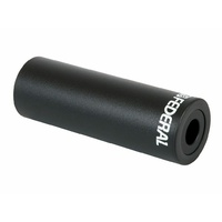 Federal BMX 4.5in Plastic / Chromoly Peg / Black / 14mm
