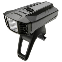 Giant Numen + PLUS HL 1.5 Headlight - 195 Lumens Black Bike Head Light
