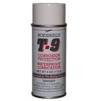Boeshield T9 Bike Chain Lube T-9 Aerosol Spray 4oz  MTB Lubricant Waterproof Wax