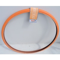 CST C740 Orange 700x23C Road Bike or Fixie Tyre - ORANGE