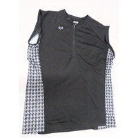 Fox Baseline Sleeveless Cycling Jersey - L ( Red, Black or Grey)
