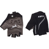 Louis Garneau Women's Blast Fingerless Cycling Glove - Black - Large