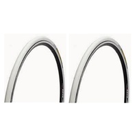 Maxxis Re-Fuse Foldable Tyre 700 X 23c PAIR (x2). WHITE - Road Bike Tires Refuse