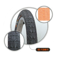 2 x CST Free Earth BMX Tyres 20 x 2.125 - Cheap BMX Tires - Old School!