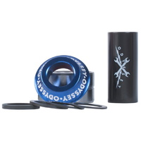 Odyssey BMX BB Set - Mid BB - 22/41mm - Blue