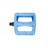 Odyssey BMX Pedals - Twisted PC - 9/16 - Plastic - Ocean Blue