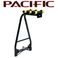 Pacific Bike/Cycling Bike Carrier - A-Frame Straight Base - 3x Bike Carrier