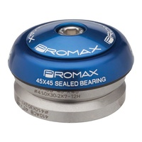 "Promax BMX Headset - IG-45 - Integrated 1-1/8"" - Blue"