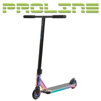 ProLine Kids Scooter - NEO Series - 7 Years+ - Chrome/Black