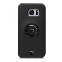 Quadlock Samsung Galaxy S7 Edge Case - Black Quad Lock Case Only