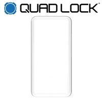 Quad Lock Phone Cover/Poncho - Suits iPhone 11 Pro Max - Clear