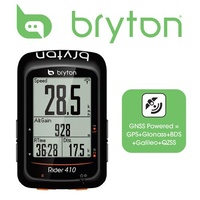 Bryton Rider 410E - GNSS Cycling Computer