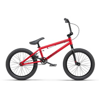 "Radio BMX Bike - 2021 Revo 18"" - 17.55TT - Red"