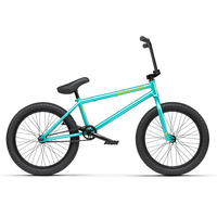 "Radio BMX Bike - 2021 Darko - 21""TT - Neptune Green"