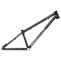 "Radio BMX Frame - 2020 Asura 26"" Tapered Frame - 22.7TT - Black"