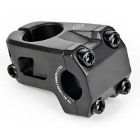 "Salt Junior Front Load BMX Stem 1 1/8""  Black Bike Stem 40mm Reach Frontload"