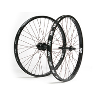 Revenge BMX Wheel Set - Revenge OEM 18 - RHD - 9T - Black