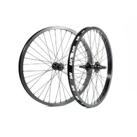 Revenge BMX Wheel Set - Revenge 22 - RHD - 9T - Black
