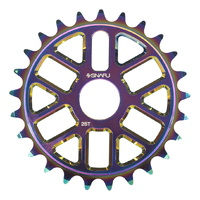 SNAFU BMX Sprocket - OLA - CNC - Jet Fuel - Various Sizes