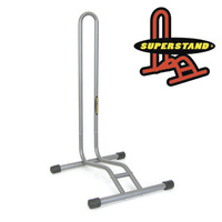 "Superstand Bike/Cycling Stand - Single Bike Stand - Suits Up to 2.5"" Tyres"