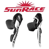 Sunrace Road Bike Shifters - STR91 - 27 Speed