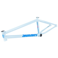 Sunday BMX Frame - 2020 Street Sweeper Frame - Gloss Sky Blue