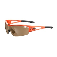 Tifosi Logic XL Neon Orange IC Sunglasses - Interchangeable Cycling Sport Glasses