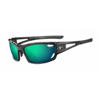 Tifosi Dolomite 2 Black ICC Sunglasses - Interchangeable Cycling Sport Glasses