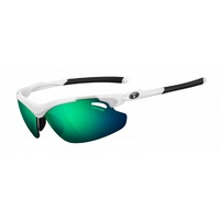 Tifosi Tyrant 2 Matte White ICC Sunglasses Interchangeable Cycling Sport Glasses