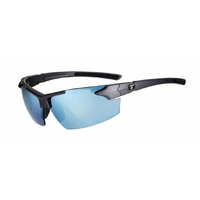 Tifosi Jet White Gunmetal Single Lens Sunglasses Cycling Sport Glasses