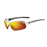 Tifosi Just Matte White Single Lens Sunglasses - Cycling Sport Glasses