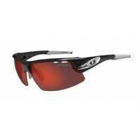 Tifosi Crit Race Silver ICC Sunglasses - Interchangeable Cycling Sport Glasses