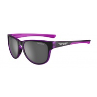 Tifosi Cycling Glasses - Smoove - Smoke Lens - Onyx / Ultra Violet