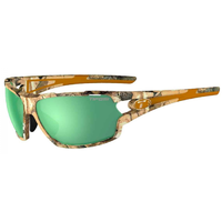 Tifosi Cycling Glasses - NEW Amok - Enliven Polarized Lenses - Camo Green