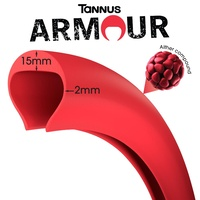 "Tannus Armour Tyre Liner - Puncture Protect Bike Tube - 27.5"" x 2.6""-3.0"""