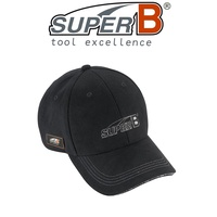 Super B Cap - SuperB Black Hat
