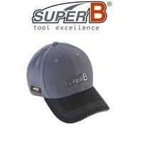 Super B Cap - SuperB Grey Hat