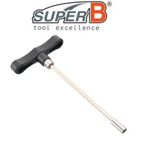 SuperB Bike/Cycling Tool - Internal Nipple Wrench - 3.2mm