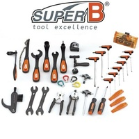 SuperB - 35 Piece Bicycle Tool Set - Bike Tool
