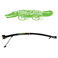Trail-Gator Bike Towbar - Child's Bicycle Tow Bar - Black