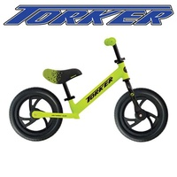 Torker Kids Balance Bike - Neon With Black Wheels