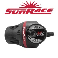 Sunrace Left Hand 3 Shifter Speed Twist Shifter